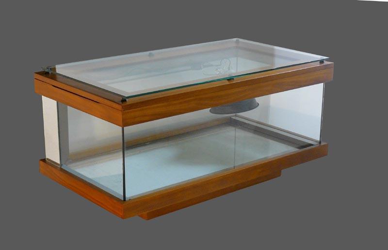 tables terrariums cosy domus. Black Bedroom Furniture Sets. Home Design Ideas